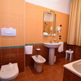 Bagno camera Twin Prealpi Hotel