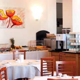 Sala colazioni - Buffet