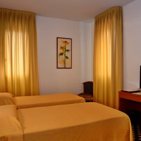 Camera doppia con letti separati Prealpi Hotel
